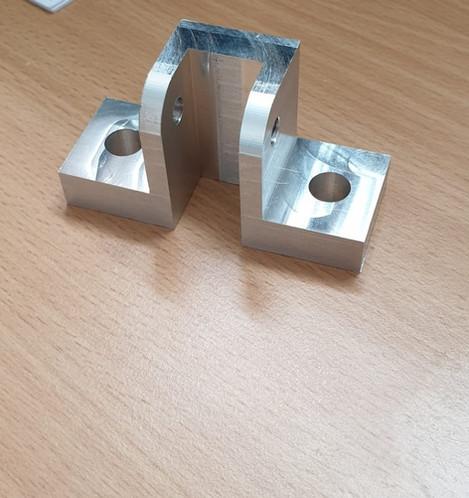 peca em aluminio