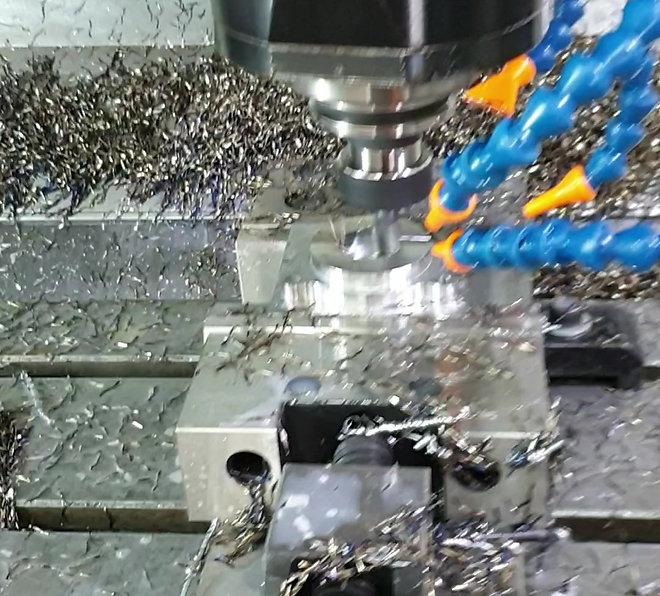maquinacao dinamica em aço