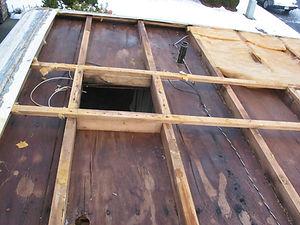 Rotten RV Roof 151-5105