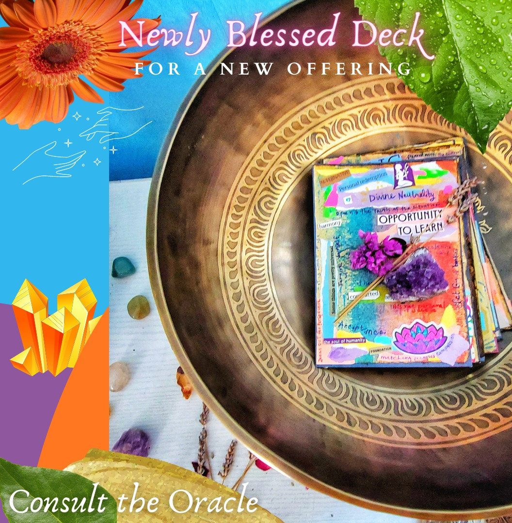 READING | Consult the Oracle