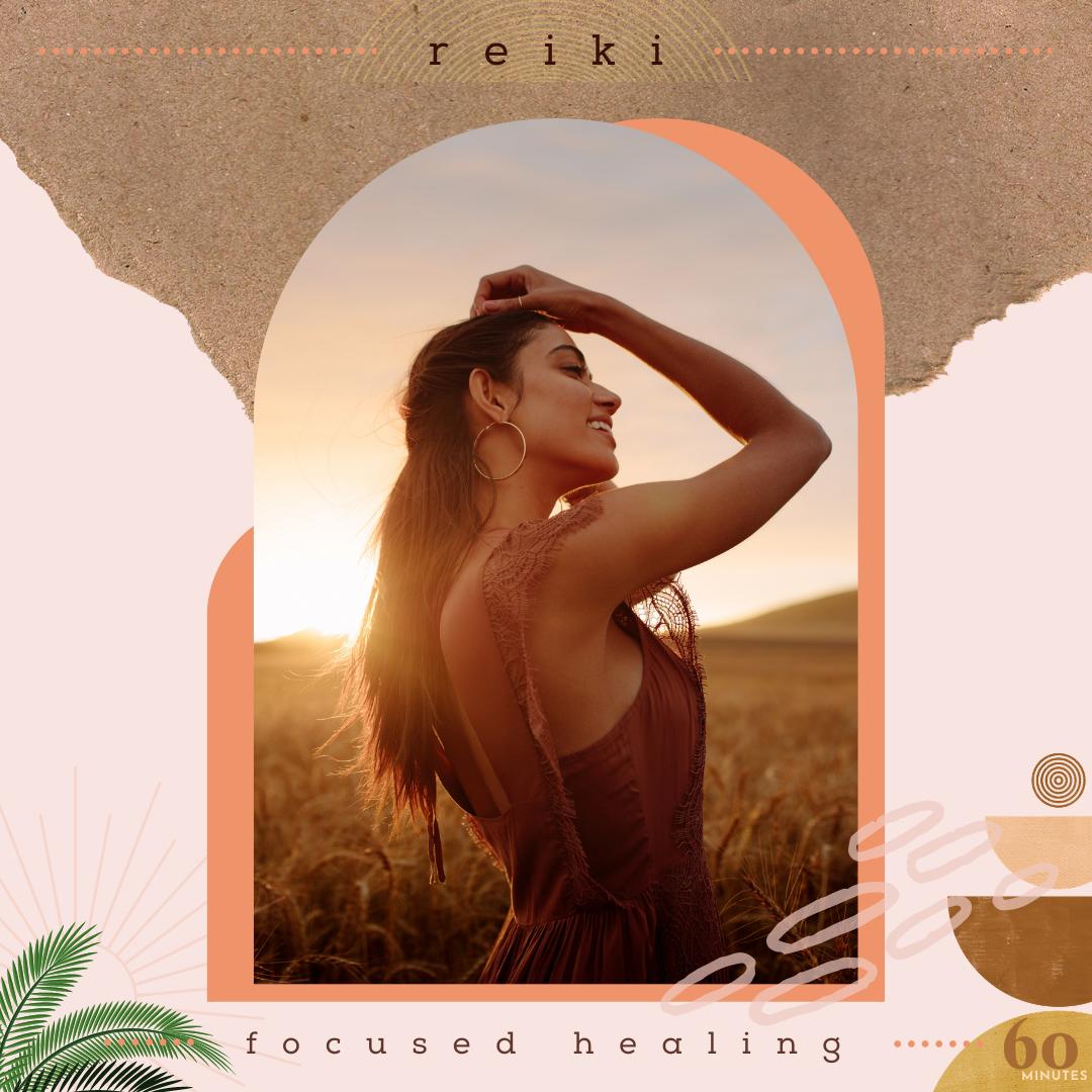 REIKI | Focused Healing