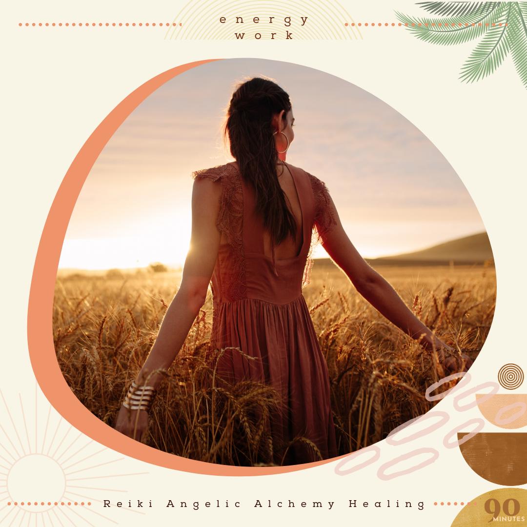 RAAH Reiki Angelic Alchemy Healing
