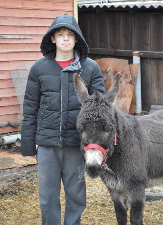 Животные помогли Коле развиваться и обживать мир