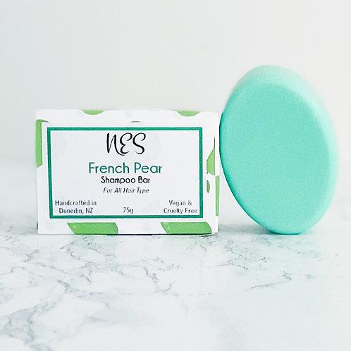 French Pear Shampoo Bar