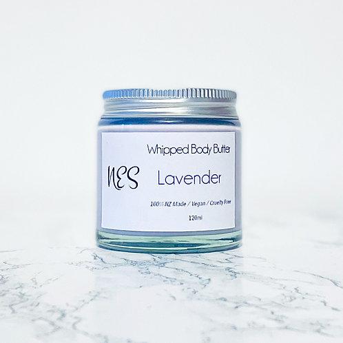 Lavender Whipped Body Butter 120ml
