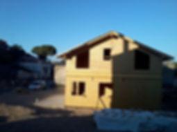Costruzioni case in legno-Geosondedile