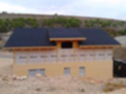 Case in legno-Geosondedile