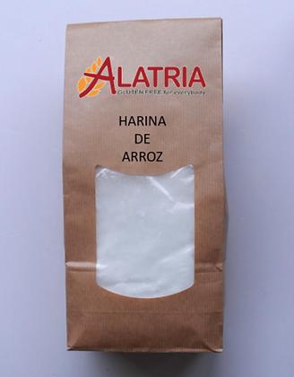 Harina de Arroz Alatria 1Kg.