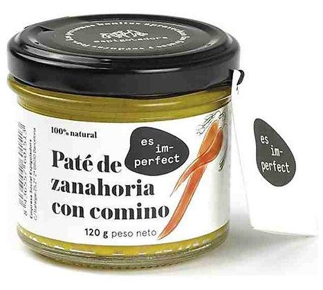 Paté de Zanahoria con Comino 110gr.