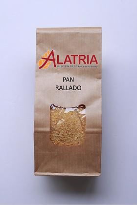 Pan Rallado Alatria 300gr.
