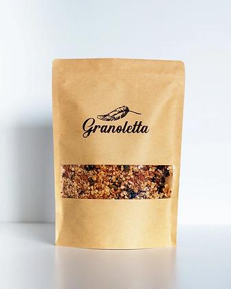 Granola de Frutos Rojos Granoletta 340gr.