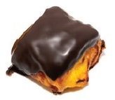 Napolitana con Cobertura de Chocolate 100gr.