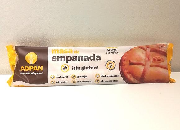 Masa de Empanada 500gr. 2 unidades