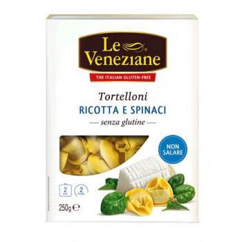 Tortellini de Ricotta Y Espinacas Le Veneziane 250gr.