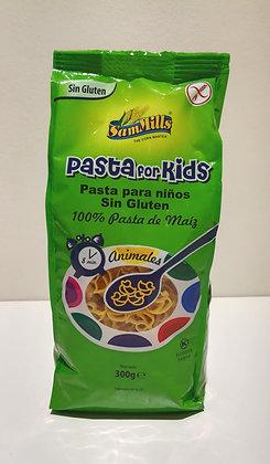 Pasta Sopa Animales Sam Mills 300gr.