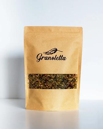 Granola de Té Matcha y Arándanos Granoletta 340gr.