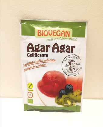 Gelificante Agar Agar Biovegan 30gr.
