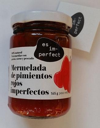 Mermelada de Pimiento Rojo 165gr.