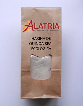 Harina de Quinoa Real ECO Alatria 300gr.