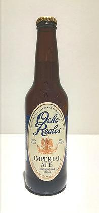 Cerveza Imperial Ale Ocho Reales 33cl.