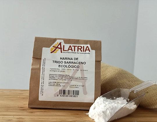 Harina de Trigo Sarraceno ECO Alatria 300gr.