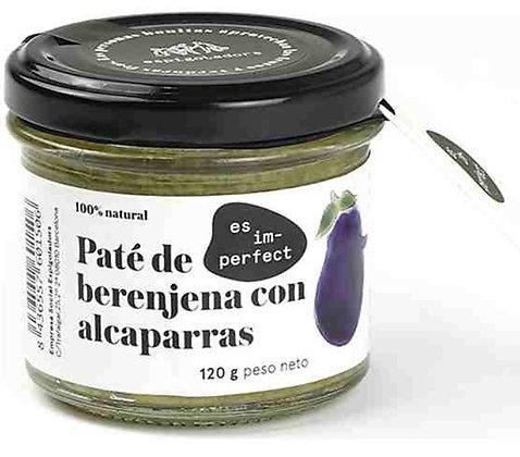 Paté de Berenjena con Alcaparras 120gr.