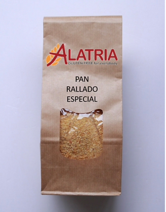 Pan Rallado Especial 300 gr.