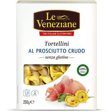 Tortellini de Jamón Le Veneziane 250gr
