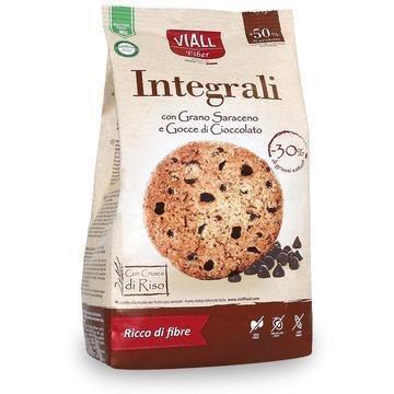 Galletas Integrales con Trigo Sarraceno Y Chocolate 300gr.