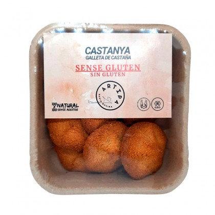 Galletas de Castaña Artipa 150gr.