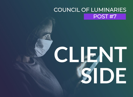 6.23.20: COVID-19 Crisis Series CLIENT-SIDE