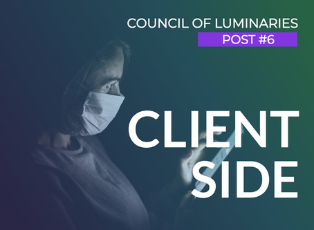 6.2.20: COVID-19 Crisis Series CLIENT-SIDE