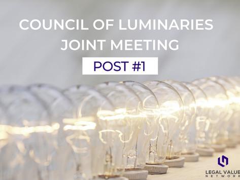 8.18.20: Council of Luminaries - JOINT Meeting