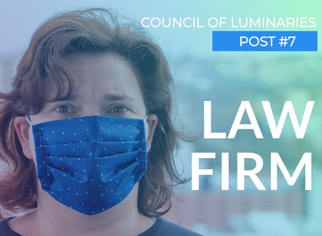 5.22.20: COVID-19 Crisis Series LAW FIRM