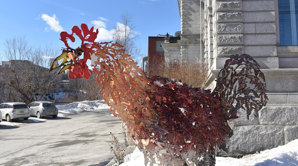 Le Grand Saint Coq - Sherbrooke, QB