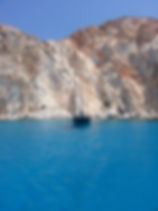 Sailing vacations in Greece
