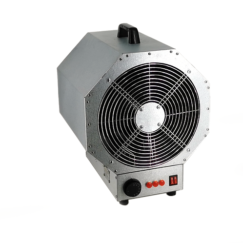 Aeroterma electrica industriala 9kW 12Kw 380v