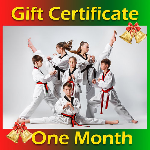 Total Training Gift Certifiate