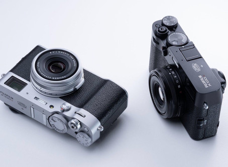 Thoughts on the new Fujifilm X100V