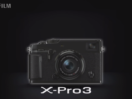 Why I like the new Fujifilm X-Pro3 a lot, and probably won't get one