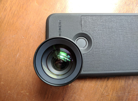 Review in brief: Moment telephoto 58mm lens