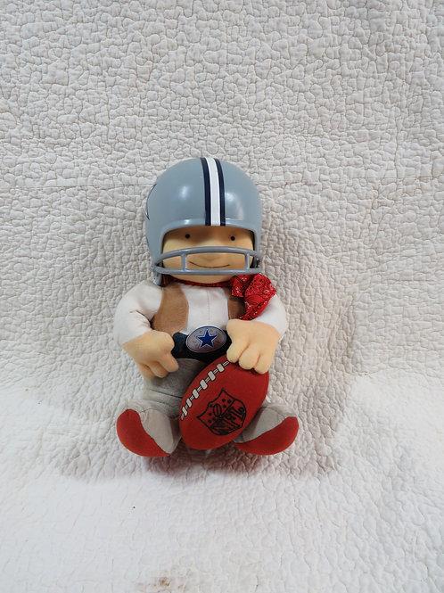 NFL Huddles Dallas Cowboy's Stuffed Figure 1983