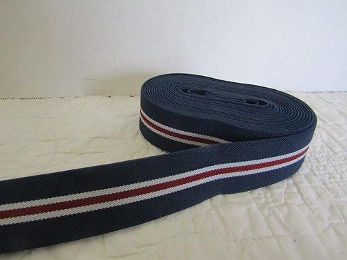 5 Yards Vintage Elastic Belting / Suspenders Wholesale lot