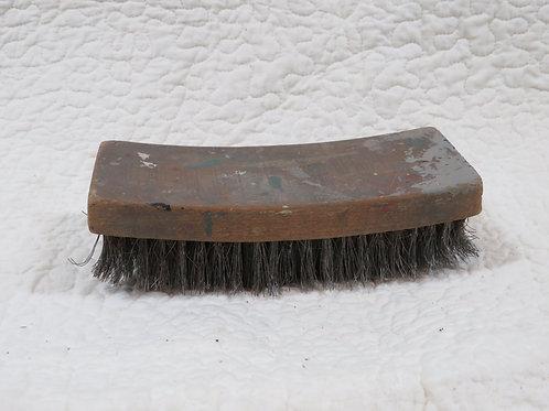 Wood Wire Brush Vintage Item