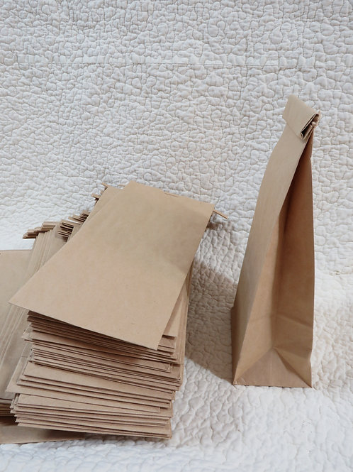 50 Paper plastic lined Bags  new stock