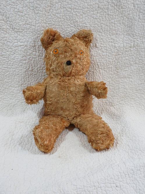 Stuffed Bear Large Antique Item