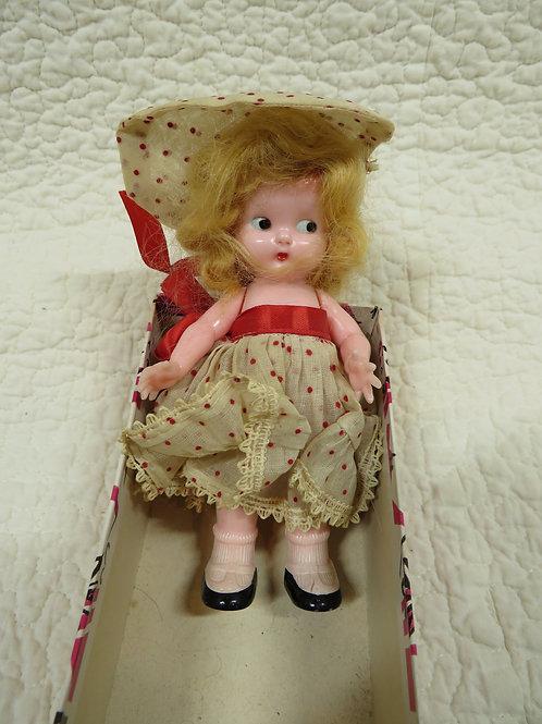 Doll in Ginny Box Vintage