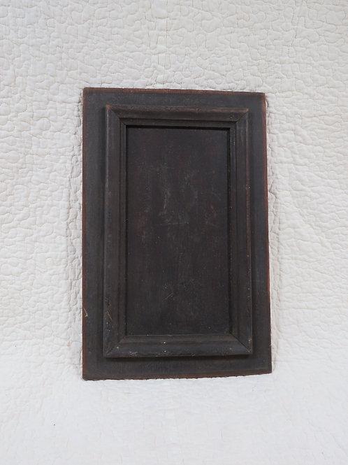 Wood Door Original finish Vintage Item