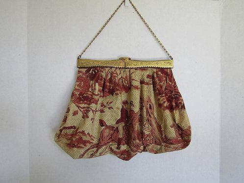 Cloth Handbag Vintage