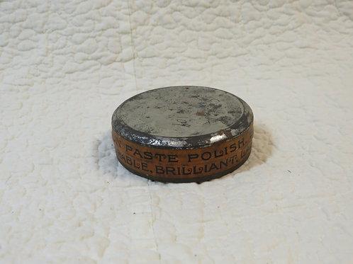 Sun Paste Polish tin Vintage Item